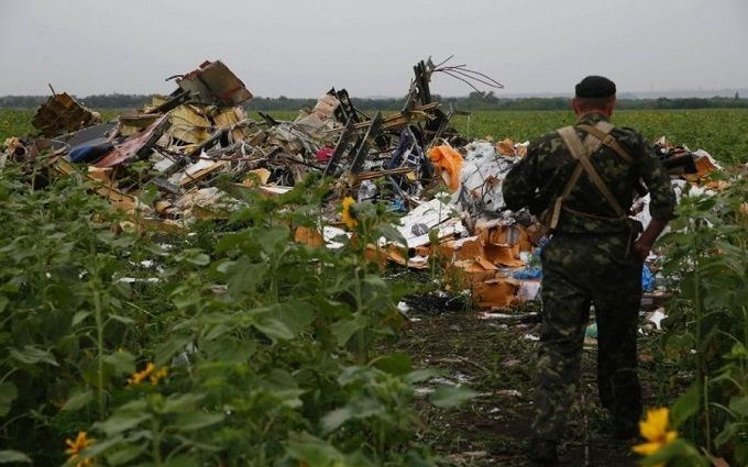 Помилка росіян: в РФ кажуть, що люди Путіна хотіли збити інший літак
