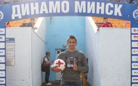 Хлебас перешел в Динамо Минск по рекомендации Хацкевича