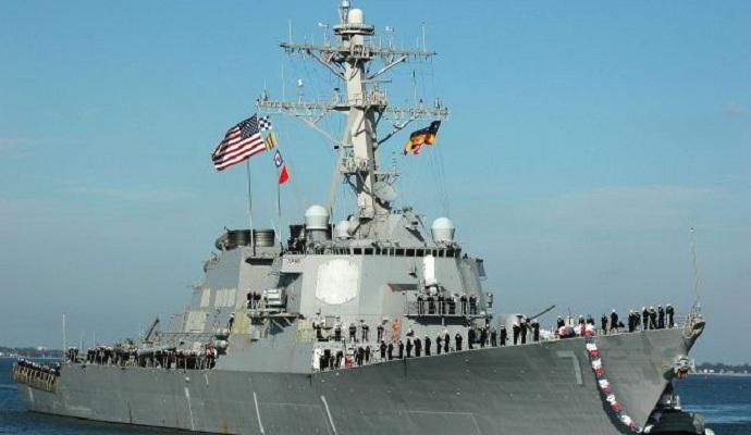 Іран звільнив затриманих американських моряків