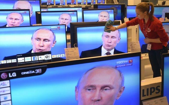 Путинская пропаганда ударила сама по себе: в России дали оригинальное пояснение