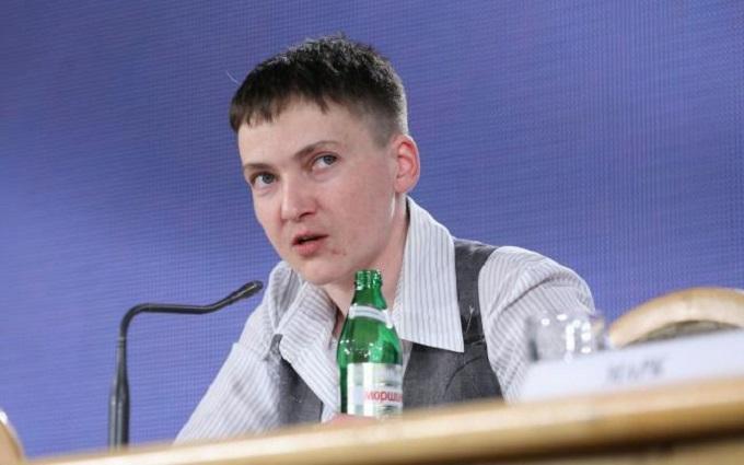 Савченко розповіла про загрозу Третьої світової для України
