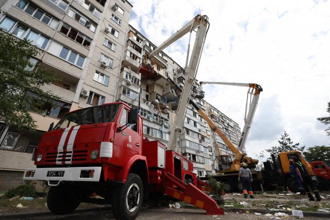 Дом придется сносить - стало известно об угрозе обвала многоэтажки в Киеве после взрыва (1)