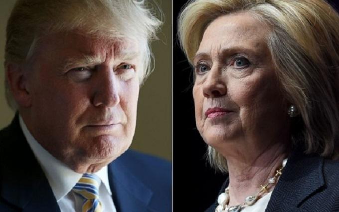Клинтон и Трамп победили на первичных выборах в Аризоне