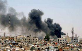 Маленька дівчинка вибухнула в столиці Сирії: з'явилося відео з місця теракту