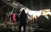 В Канаде пассажирский самолет попал в ужасную аварию