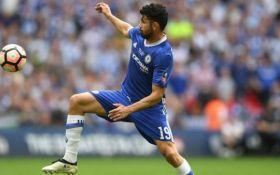 Диего Коста не вернется в Челси и хочет перейти только в Атлетико