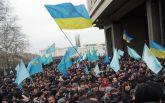 Ми вас не залишимо: Порошенко звернувся до жителів окупованого Криму