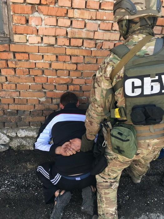 Бойовика ДНР спіймали на заході України: опубліковані фото (1)