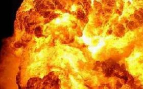 В центре Киева прогремели три взрыва