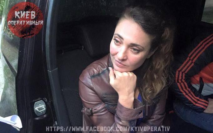 Прийнято рішення щодо київської патрульної, яка любить випити і постріляти