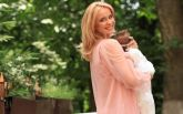 Известная украинская телеведущая крестила новорожденную дочь: опубликованы трогательные фото