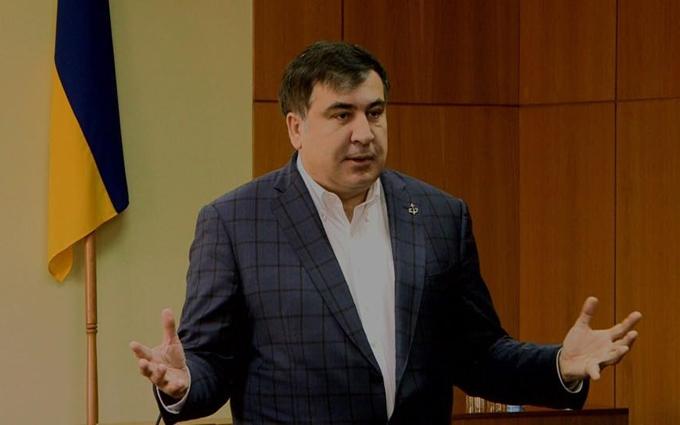 Звинувачення на адресу Кабміна Гройсмана: Саакашвілі заявив, що його перекрутили