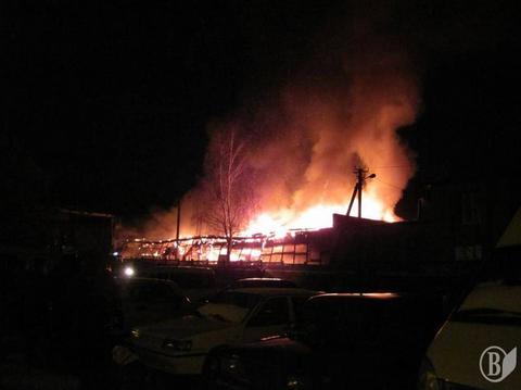В Чернигове произошел мощный взрыв: появились фото и видео (1)