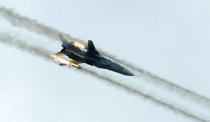 Коалиция во главе с США нанесла авиаудары по позициям ИГИЛ