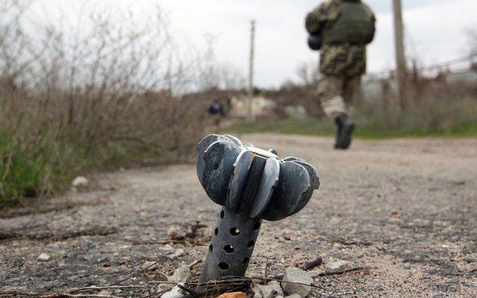 Штаб: ссамого начала суток взоне АТО один боец ВСУ получил ранение