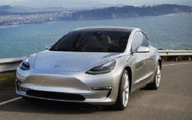 Доставка Tesla Model 3 стала возможной и в Украину
