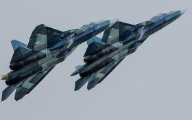 У Сирії помітили нові винищувачі РФ: опубліковано відео