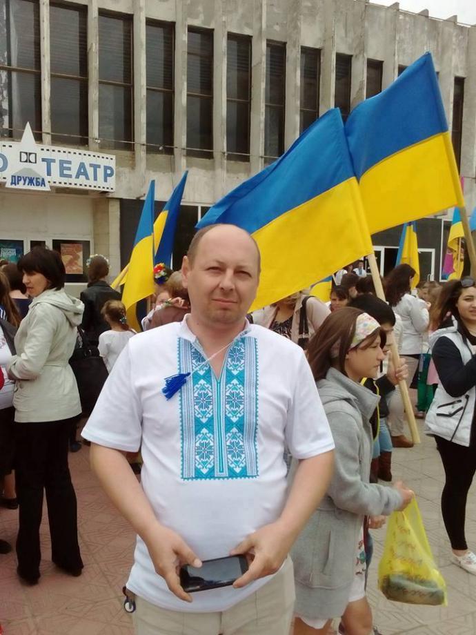 """На Донбасі бояться Опоблока, і будь-хто може опинитися в багажнику у """"мажора"""" - активіст (1)"""