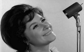Померла відома радянська співачка українського походження