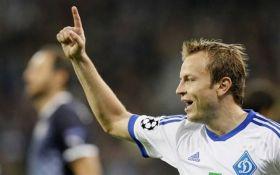 Легенда киевского Динамо покинет клуб после игры с Шахтером
