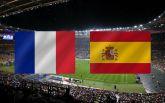 Франция - Испания - 0-2: онлайн и видео обзор матча