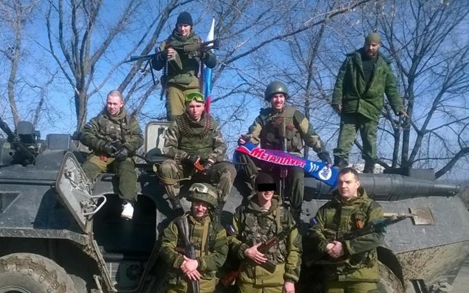 СБУ назвала число российских военных, убитых на Донбассе