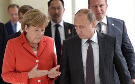 Меркель і Путін провели телефонні переговори: про що домовилися