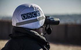 В ОБСЄ розповіли про невідведене заборонене озброєння бойовиків ДНР-ЛНР