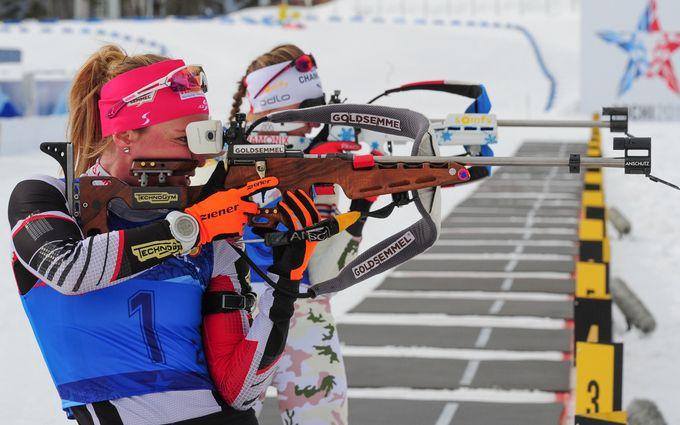 Три российские спортсменки перешли в сборную Украины по биатлону
