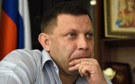 Главарь ДНР в Крыму стал бредить о договоре Украины с Россией