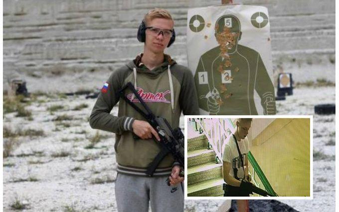 Керченский стрелок научился убивать под патронатом МВД России: рассекречен интересный документ
