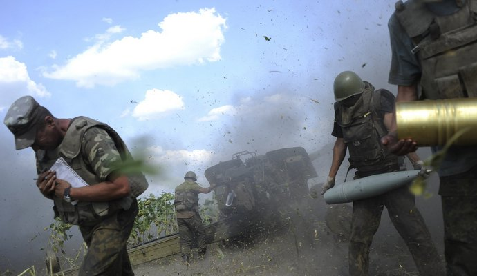 В трех районах боевики хранят запрещенное оружие - разведка