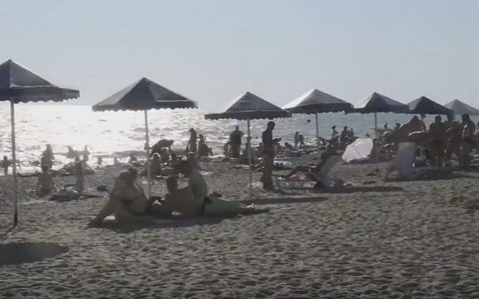 Сумно і тоскно: туристи з Росії розповіли про Крим, з'явилося відео