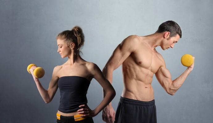 Мужчинам худеть легче - исследование