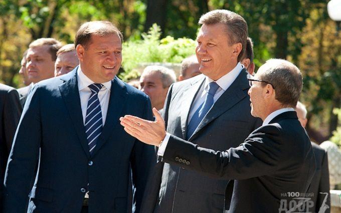 Добкін обурив соцмережі постом про Януковича
