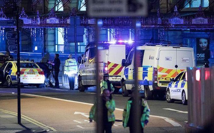 Теракт в Манчестере: СМИ обнародовали фото смертника