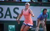 Сенсаційна перемога: українська тенісистка грандіозно обіграла чемпіонку Roland Garros