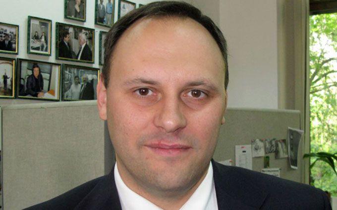 У Луценка розповіли про справжній детектив із затриманням Каськіва
