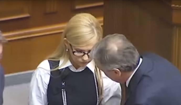 Новый имидж Тимошенко: в сети появилось видео