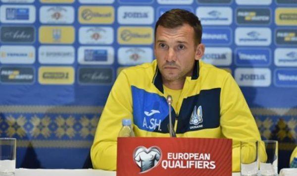 Шевченко заговорив про роботу в Італії