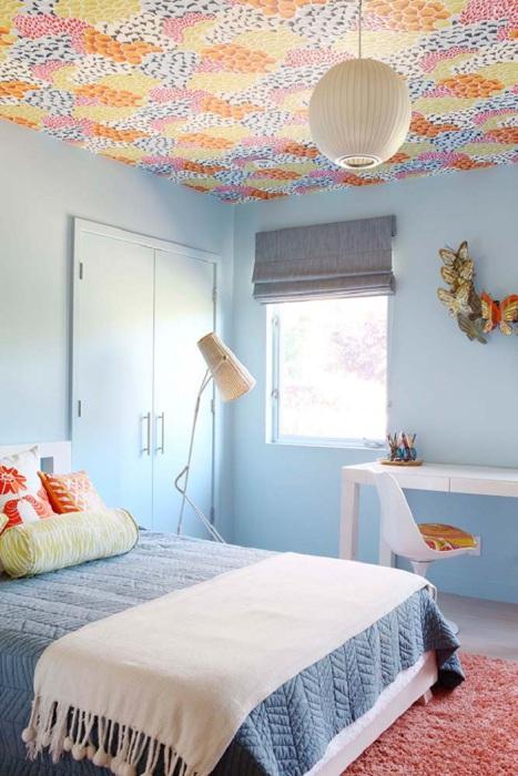 Круті ідеї, який допоможуть з оформленням дитячої спальні в стилі Mid-centry modern (17 фото) (3)