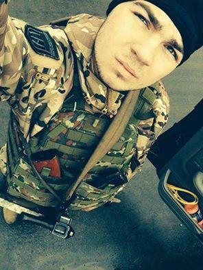 На Донбасі загинув боєць АТО, відомий своїм блогом (1)