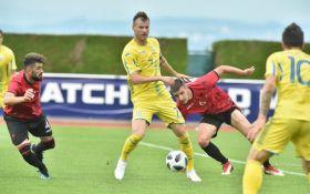 Албания - Украина: результаты матча и зрелищное видео голов