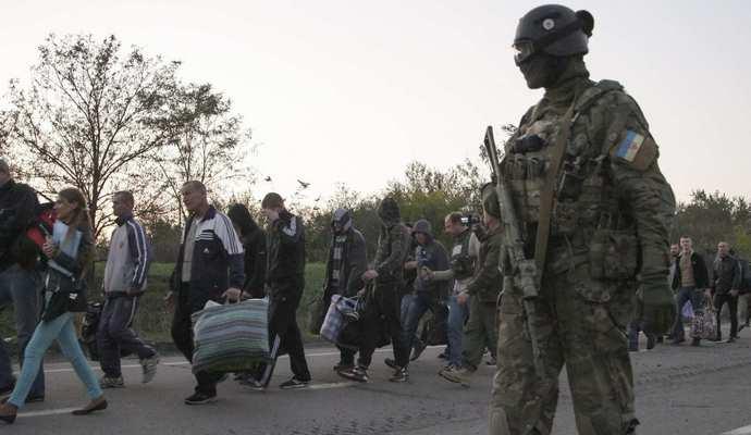Боевики ДНР согласны менять пленных только на своих условиях