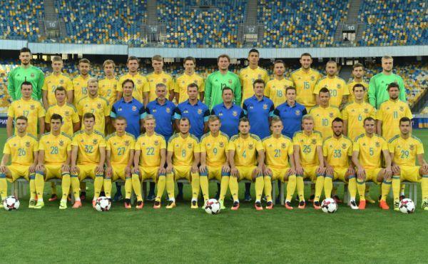 В Лізі націй збірна Україна зіграє вгрупі В