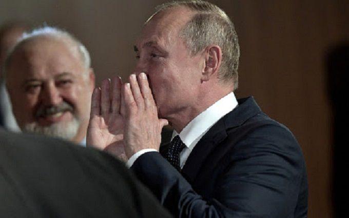 Путін розлютив мережу цинічним спічем про українців