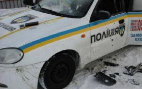 Перестрілка поліцейських під Києвом: з'явилася розповідь важливого свідка