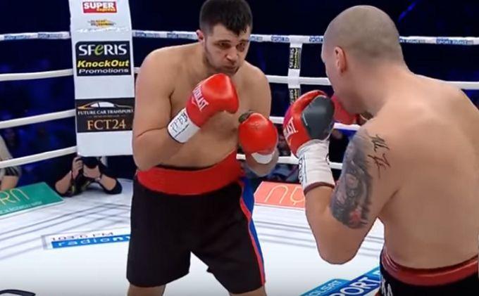 Після закінчення бою я вже не міг поворухнути рукою, - боксер Сергій Радченко у відвертому інтерв'ю
