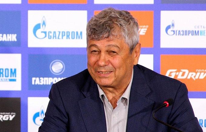 """Луческу хоче працювати в """"Зеніті"""" 100 років"""