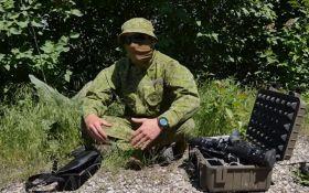 Будні снайпера на Донбасі: з'явилося відео з передової АТО